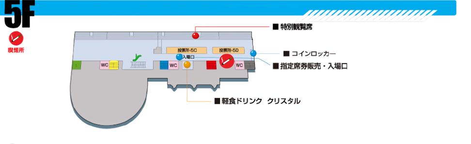ボートレース戸田 5F