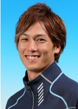 永井彪也選手