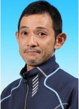 三角哲男選手