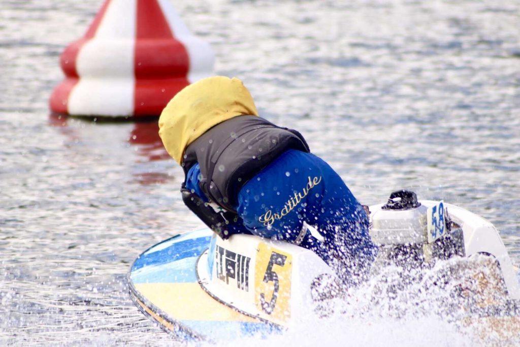 競艇選手から予想する